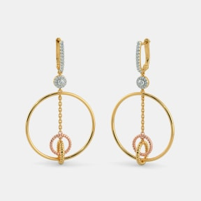 The Sensation Drop Earrings