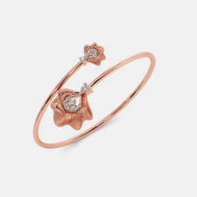 The Exie Twister Bangle
