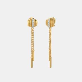 The Madeline Drop Earrings