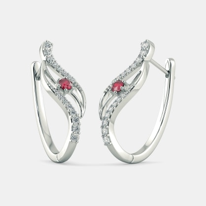The Thiana Hoop Earrings