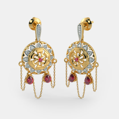 The Edwinna Drop Earrings