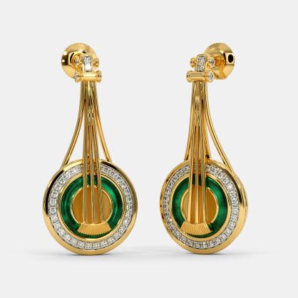 The Cappela Drop Earrings