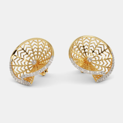 The Ballet Stud Earrings
