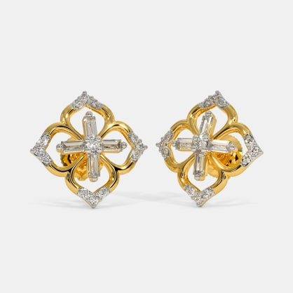 The Monita Stud Earrings