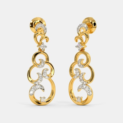 The Rachita Drop Earrings