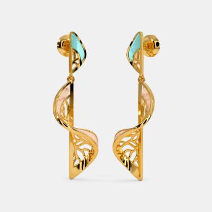The Hillier Drop Earrings