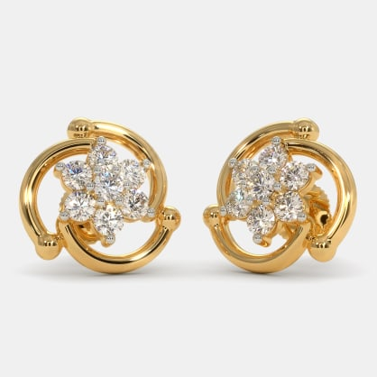 The Donella Stud Earrings
