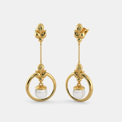 The Chandrakala Drop Earrings