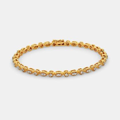 The Chiffon Tennis Bracelet