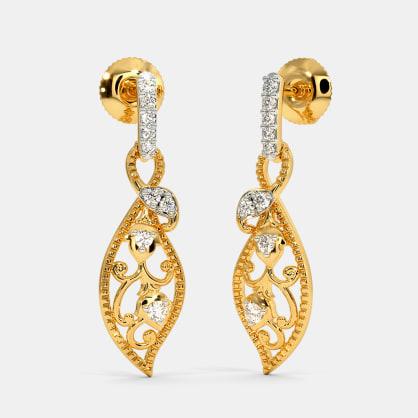 The Cleo Dangler Earrings