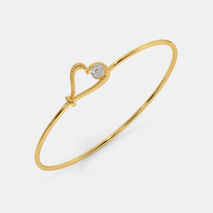 The Linnea Toggle Bangle