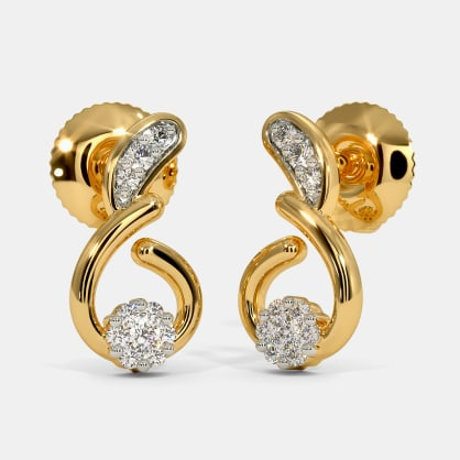 The Araminta Stud Earrings