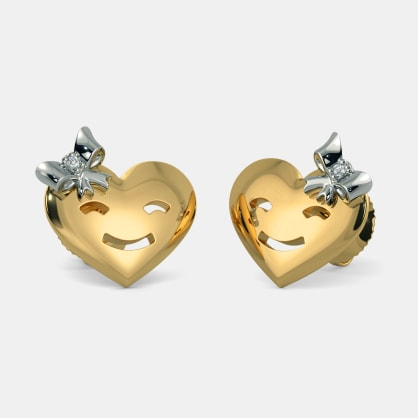 The Love Divine Stud Earrings