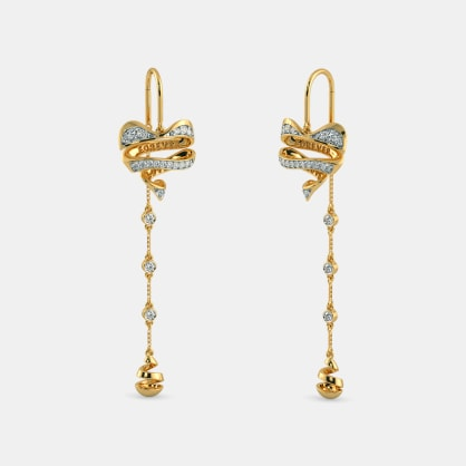 The Runa Sui Dhaga Earrings