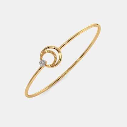 The Josie Toggle Bangle