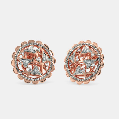 The Florence Stud Earrings