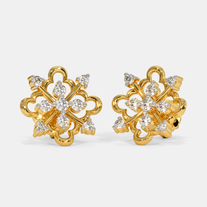 The Anca Stud Earrings