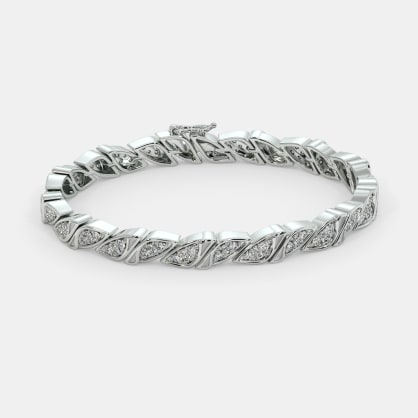 The Hendrika Tennis Bracelet