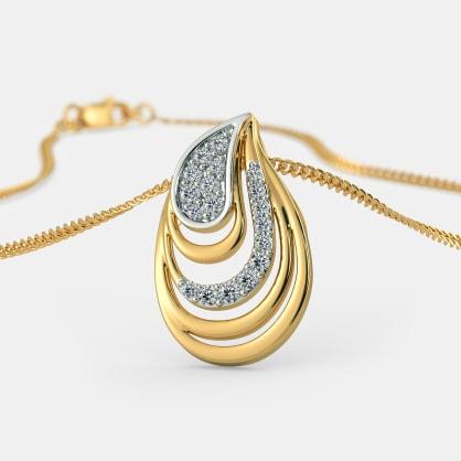 The Fusia Pendant