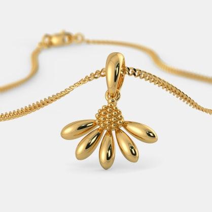 The Sovereign Flower Pendant