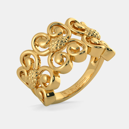 The Twirled Wonder Ring