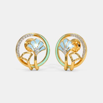 The Alessandra Stud Earrings