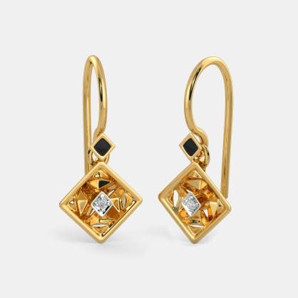 The Pinnacle Drop Earrings