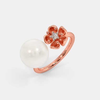 The Akiko Top Open Ring