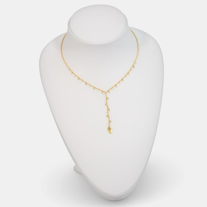 93f295248c101 The Kari Y-Shaped Necklace