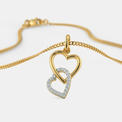 The Smitten By Love Pendant