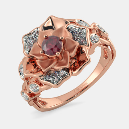 The Wild Rose Ring