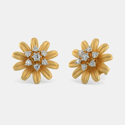 The Glorious Floral Earrings