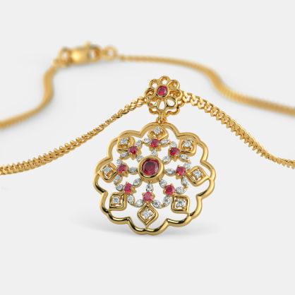 The Harimanti Pendant