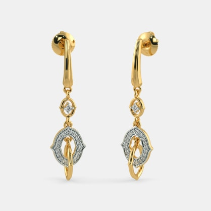 The Maura Drop Earrings