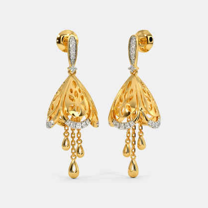 The Tatiana Drop Earrings