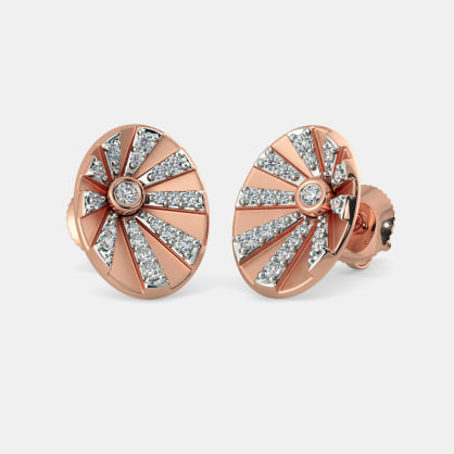 The Lady Sonetto Stud Earrings