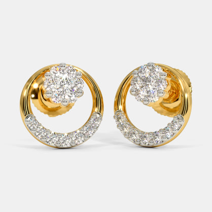 The Annik Stud Earrings