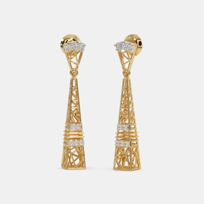 The Blythe Drop Earrings