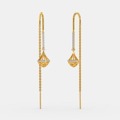 The Ismat Sui Dhaga Earrings