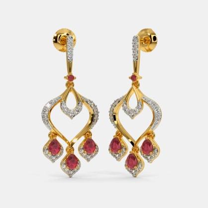 The Alethea Drop Earrings