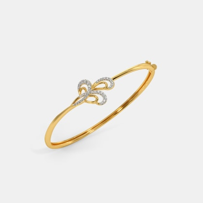 The Aaloka Oval Bangle