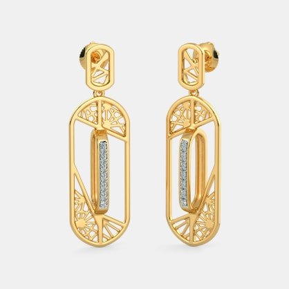 The Fez Drop Earrings