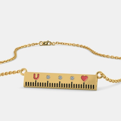 The Love Scale Necklace