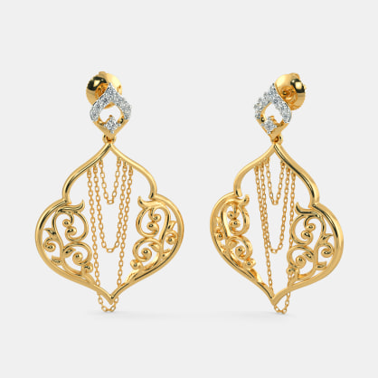 The Sufiana Drop Earrings