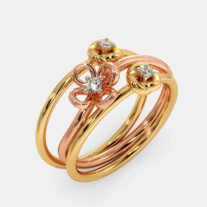 The Kevine Stackable Ring