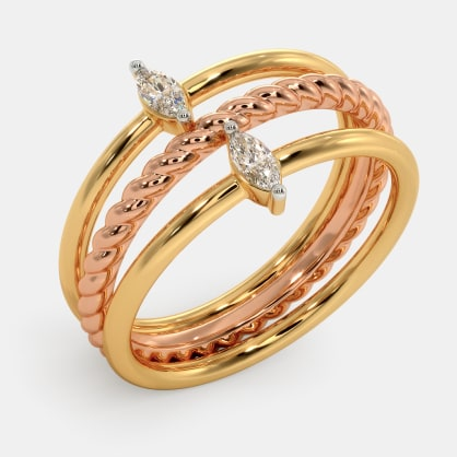 The Sumehra Stackable Ring