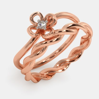 The Subtlety Stackable Ring