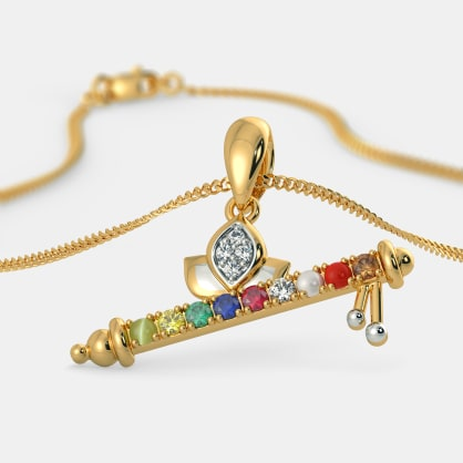The Murli Manohar Pendant