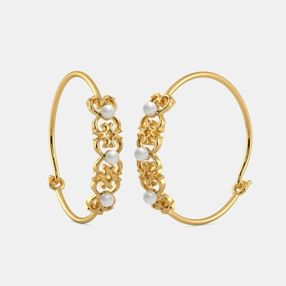 The Coherence Hoop Earrings