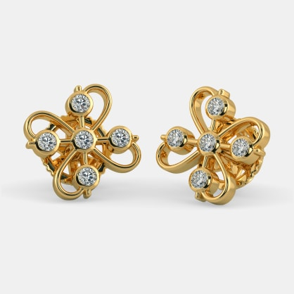 The Sreejana Stud Earrings